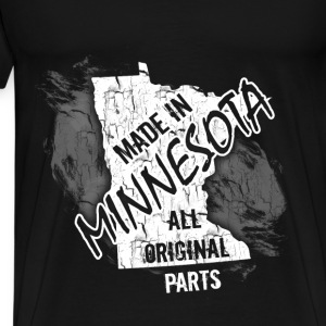 Minnesota T-shirt - Made in Minnesota - Men's Premium T-Shirt