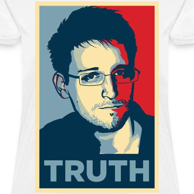 Snowden Truth WOMEN