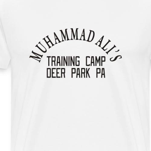 Muhammad Ali – Training camp Deer Park