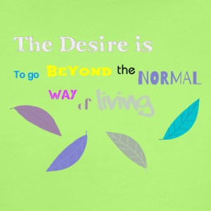 Beyond the Normal Way Quote by Patjila 2015 Baby & Toddler Shirts - Short Sleeve Baby Bodysuit