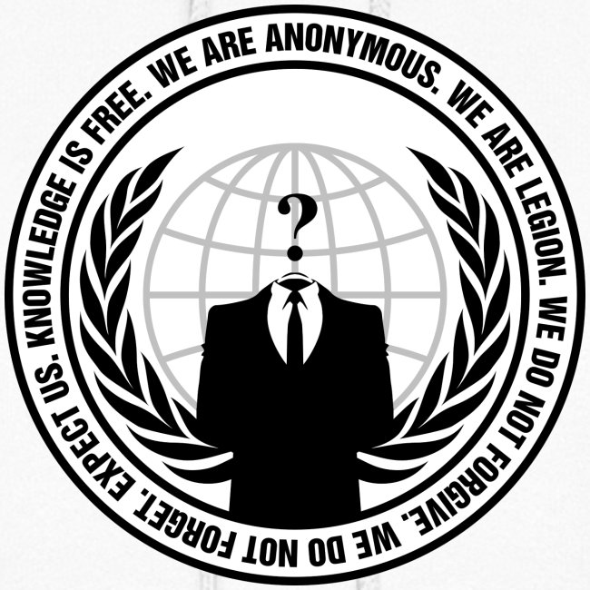 We Are Anonymous - WOMEN