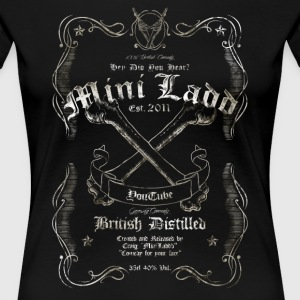 Mini Ladd Whiskey Women's T-Shirts - Women's Premium T-Shirt
