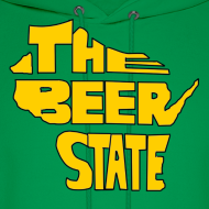 Design ~ The Beer State (Gold)