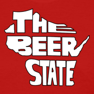 Design ~ The Beer State (White)