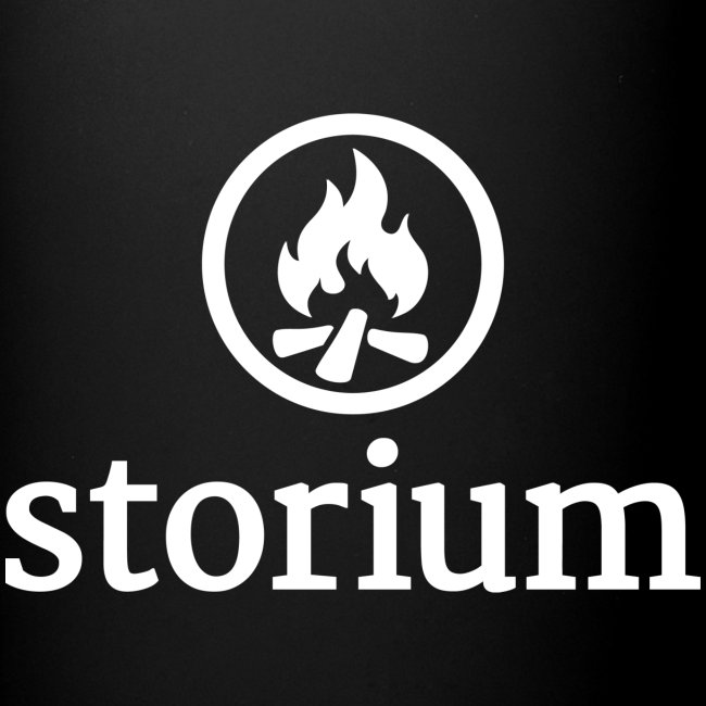 Storium coffee mug