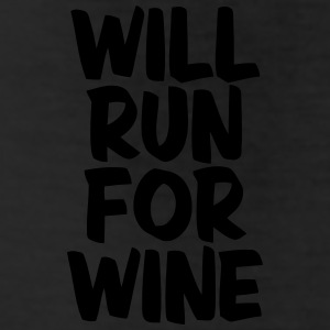 WILL RUN FOR WINE Bottoms - Leggings