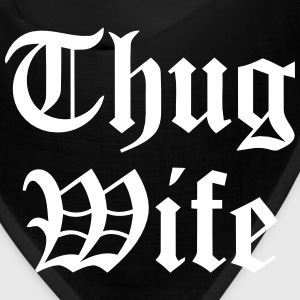 THUG WIFE Caps - Bandana