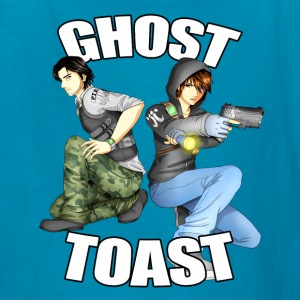 Ghost Toast Kids' Shirts - Kids' T-Shirt