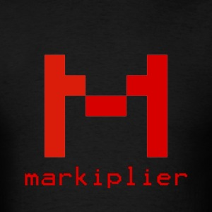 Markiplier Logo T-Shirts - Men's T-Shirt