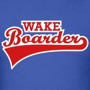 Wakeboarder T-Shirts - Men's T-Shirt