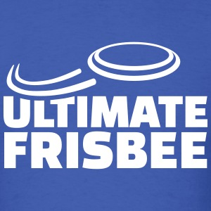 Ultimate Frisbee T-Shirts - Men's T-Shirt