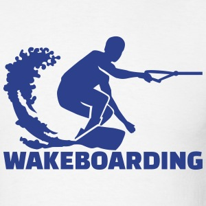 Wakeboarding T-Shirts - Men's T-Shirt