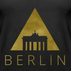 Berlin Hipster Triangle Tanks