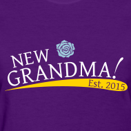 Design ~ New Grandma - 2015 - The Rose