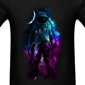 Space Nebula Astronaut - Men's T-Shirt