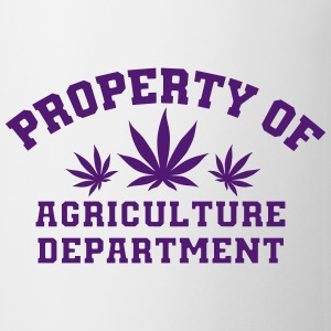 Property Of Agriculture Department - Coffee/Tea Mug