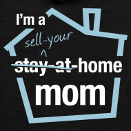 Design ~ Sell Your Home Mom AA hoodie