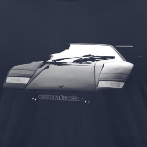 countach - Men's T-Shirt by American Apparel