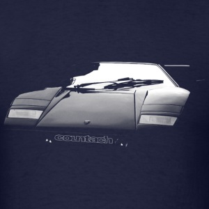 countach - Men's T-Shirt