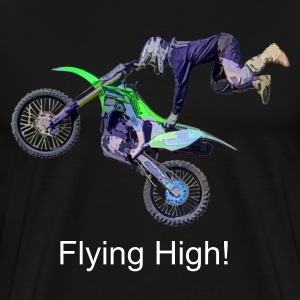 Freestyle Motocross Rider - Men's Premium T-Shirt
