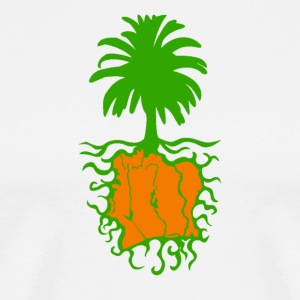 Ivory Coast Roots - Men's Premium T-Shirt