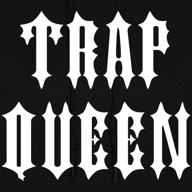 Trap Queen Hoody - Black