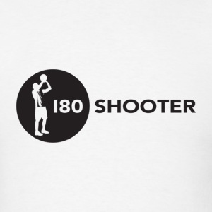 180 Shooter Phase 1 - Practice in Proportion - Men's T-Shirt
