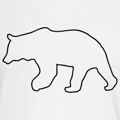 Bear - Grizzly Long Sleeve Shirts