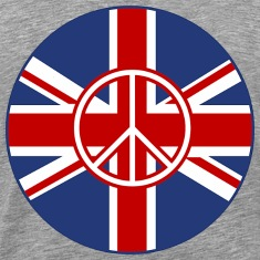 British Flag Peace Roundel