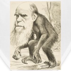 CHARLES DARWIN:  The Monkey's Uncle! Caps - Bandana