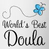 Worlds Best Doula Mugs & Drinkware - Coffee/Tea Mug