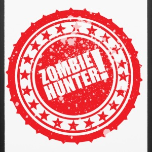 red_zombie_hunter_badge-01.png Accessories - iPhone 6/6s Rubber Case