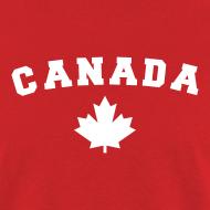 Design ~ Canada Arch Text