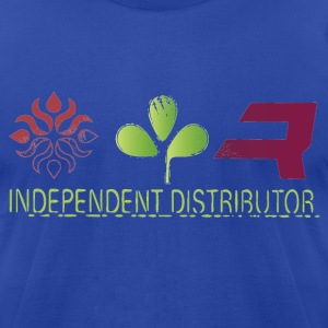 centeredLogo_all.gif T-Shirts - Men's T-Shirt by American Apparel