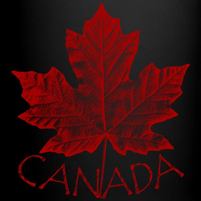 Canada Souvenir Cups Cool Canada Maple Leaf Mugs