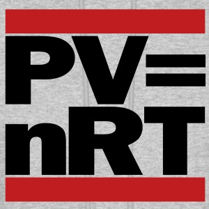 Hip-Hop-style: PV = nRT (ideal gas equation) - Men's Hoodie