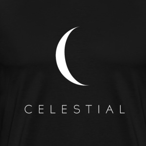 Celestial Moon - Men's Premium T-Shirt