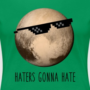 Pluto | Deal with it - Women's Premium T-Shirt