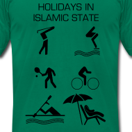 Design ~ Holidays in Islamic State