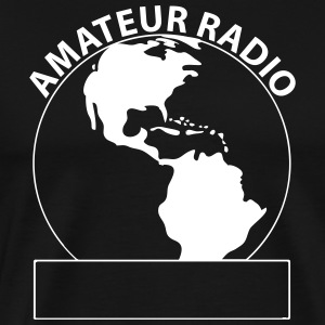 amateur radio - Men's Premium T-Shirt