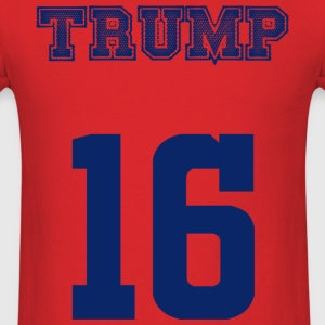 Trump 2016 Sports Theme T-Shirts - Men's T-Shirt