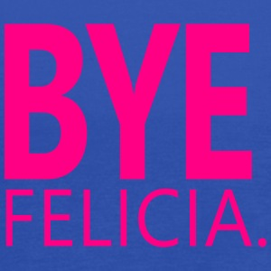 FUNNY BYE FELICIA TANK TOP | COVER-UP - Women's Flowy Tank Top by Bella