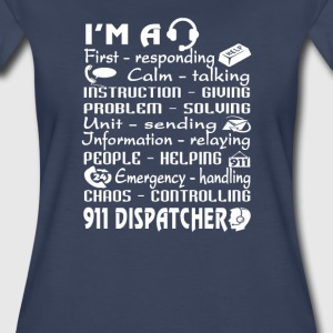 911 Dispatcher - Women's Premium T-Shirt