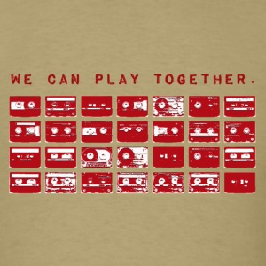 We Can Play Together T-Shirts - Men's T-Shirt