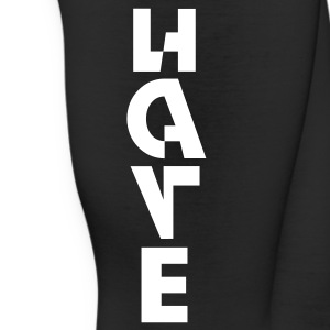 Love/Hate - Leggings by American Apparel