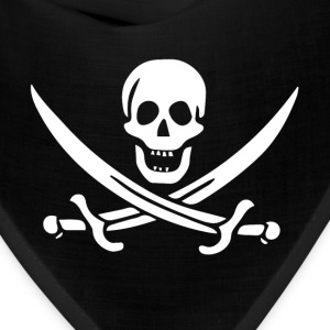 Pirate Flag - Jolly Roger - Bandana
