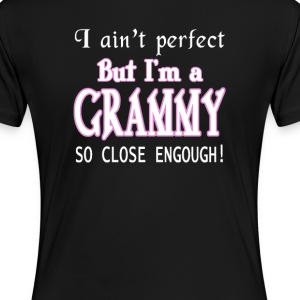 NEARLY PERFECT GRAMMY - Women's Premium T-Shirt