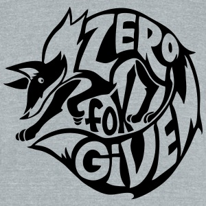 ZERO FOX GIVEN T-Shirts - Unisex Tri-Blend T-Shirt by American Apparel