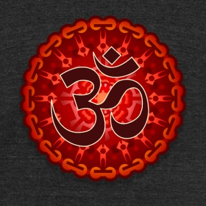 om T-Shirts - Unisex Tri-Blend T-Shirt by American Apparel