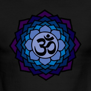Lotus-om T-Shirts - Men's Ringer T-Shirt